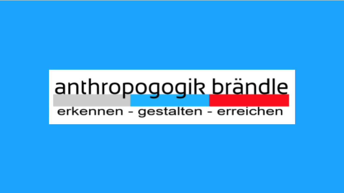 Anthropogogik Brändle